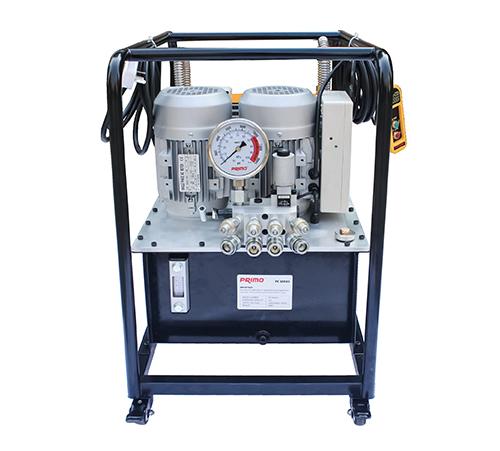 双电机液压扳手泵