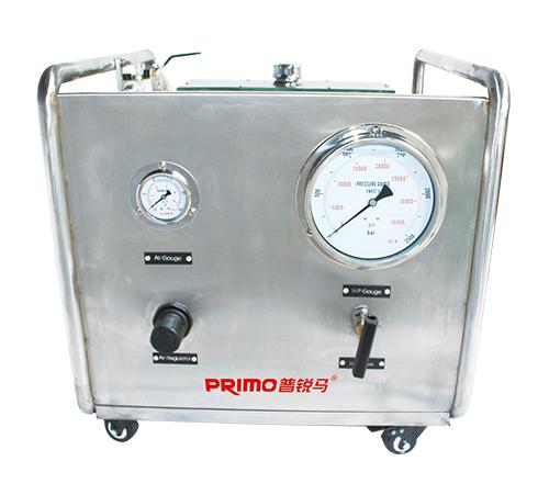 框架式超高压气动泵